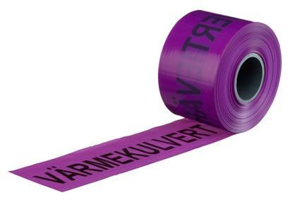 markeringsband i plast