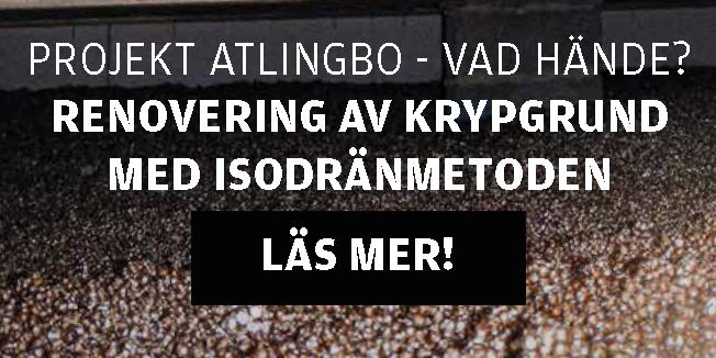Projekt Atlingbo - Vad hände?
